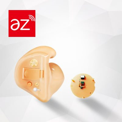 4 Channel Programmable Hearing Aid Faceplate_Dream Sound series