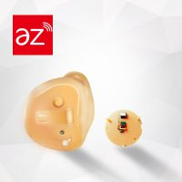 8 Channel Programmable Hearing Aid Faceplate_Vivid Sound series