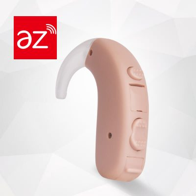 Poweful BTE Hearing Aid With Trimmer Small In Size~Dance