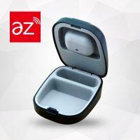 Portable Hearing Aid Storage Case