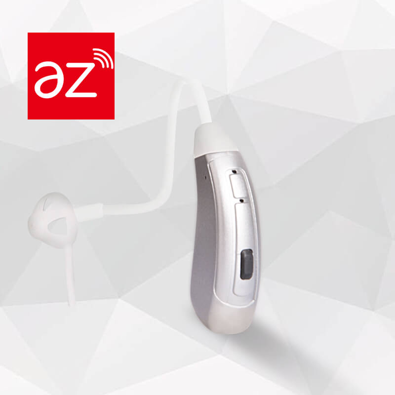 open fit hearing aid with Bluetooth— Puro---AZ Hearing