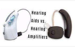Hearing aid V.S. PSAP