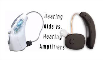 Hearing aid V.S. PSAP