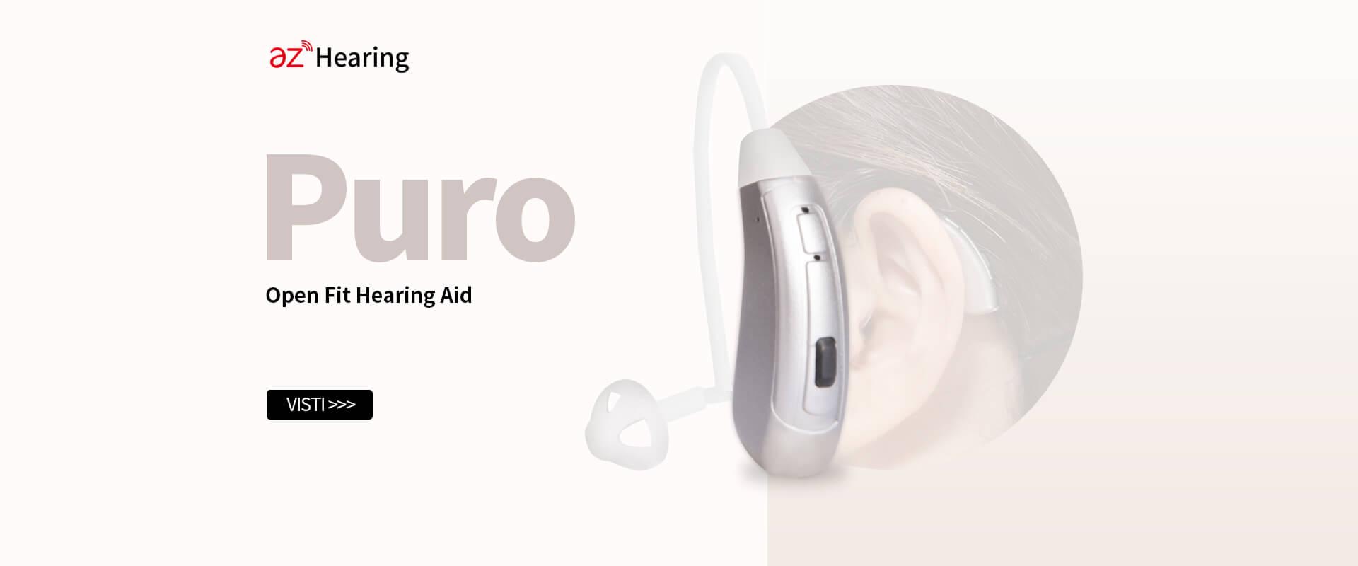 banner---puro hearing aid