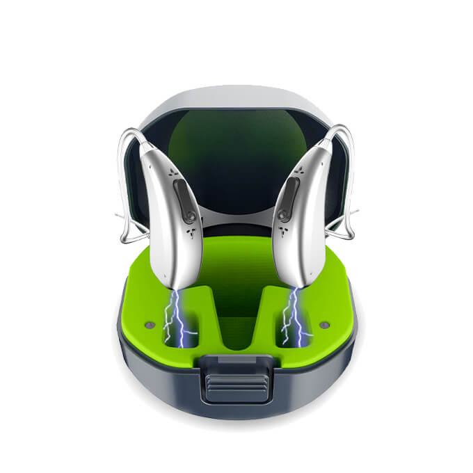 rechargeable hearing aid Claro
