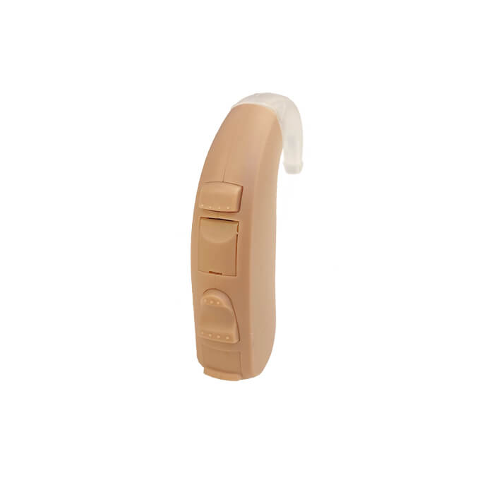 semi digital hearing aid with H trimmer Joy